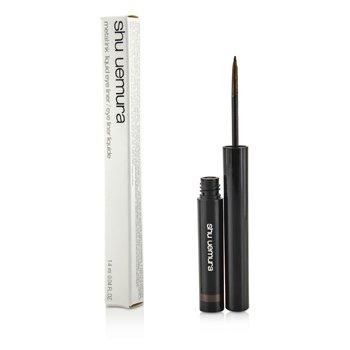 Shu Uemura Metal Ink Liquid Eye Liner - #Me Brown 1.4ml/0.