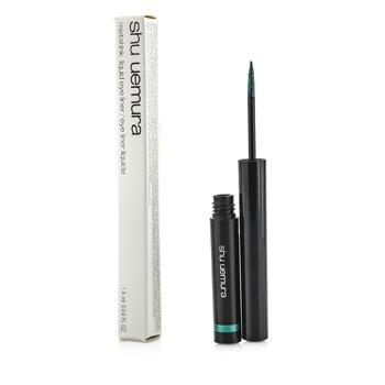 Shu Uemura Metal Ink Liquid Eye Liner – #Me Light Green 1.4ml/0.04oz