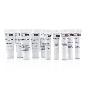 PayotKit Dr Payot: 5x Creme No 2 10ml + 5x Special 5 5ml (Embalagem GWP) 10pcs