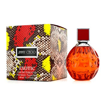 Jimmy Choo Exotic Eau De Toilette Spray (Edici�n 2014)  60ml/2oz