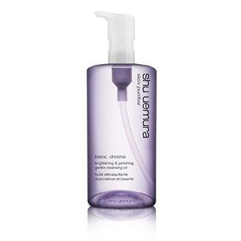 Shu UemuraBlanc:Chroma Brightening & Polishing Gentle Cleansing Oil - Pembersih 450ml/15.2oz