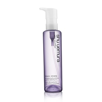 Shu Uemura Blanc:Chroma Brightening & Polishing Gentle Cleansing Oil  150ml/5oz