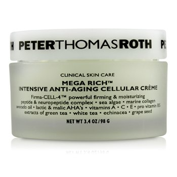 Peter Thomas RothCreme Anti-Envelhecimento Mega Rich Intensive Cellular 98g/3.4oz
