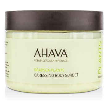 Ahava Deadsea Plants Caressing Body Sorbet (Unboxed) 350ml/12.3oz