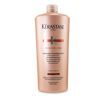 �d�� Discipline Fondant Fluidealiste Smooth-in-Motion Care (For All Unruly Hair) 1000ml/34oz