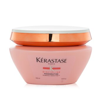 KerastaseDiscipline Maskeratine Smooth-in-Motion Masque - High Concentration (For Unruly, Rebellious Hair) 200ml/6.8oz
