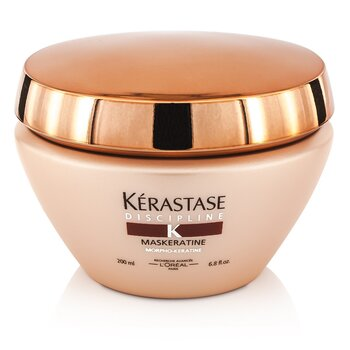 Kerastase Discipline Maskeratine Smooth-in-Motion Masque - High Concentration (For Unruly  Rebellious Hair) 200ml/6.8oz 18121300444