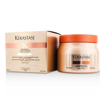 KerastaseDiscipline Protocole Hair Discipline Soin N1 Long-Lasting Discipline Care (For All Unruly Hair) 500ml/16.9oz