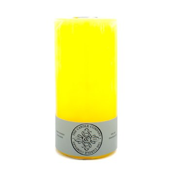 The Candle Company Pillar Highly Fragranced Candle – Citronella (3×6) inch