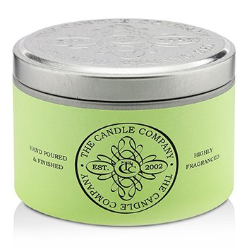 The Candle Company Tin Can Highly Fragranced Candle – Ginger Lily (1.5×3) inch