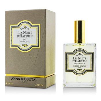 Annick GoutalLes Nuits D'Hadrien Eau De Toilette Spray (Nuevo Empaque) 100ml/3.4oz