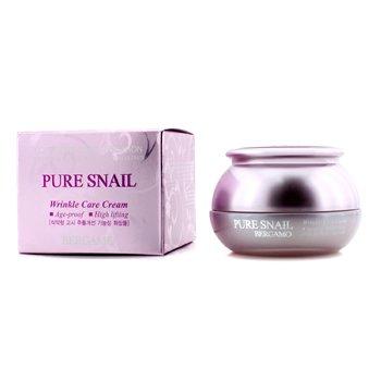 Bergamo Wrinkle Care Cream - Pure Snail (Age-Proof / High Lifting) 50g/1.7oz