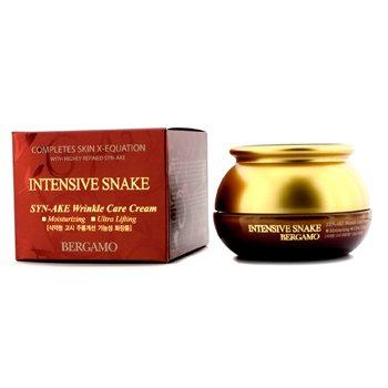 Bergamo Wrinkle Care Cream - Intensive Snake (Moisturizing / Ultra Lifting) 50g/1.7oz
