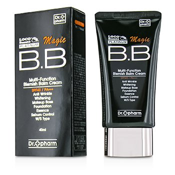 Dr. Pharm LOCO Beaute Platinum Magic BB Cream SPF43 - # 1 Natural 40ml/1.3oz
