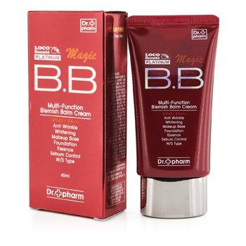 Dr. Pharm LOCO Beaute Platinum Magic BB Cream SPF43 - # 2 Pearl Shine 40ml/1.3oz