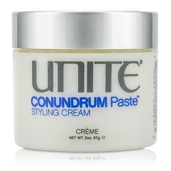 Unite Conundrum Paste Styling Cream  57g/2oz