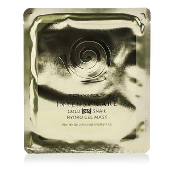 TonyMoly Intense Care Hydro Gel Mask – Gold 24k Snail 5x25g/0.88oz