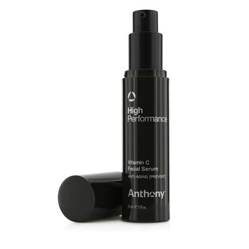 AnthonySuero Facial con Vitamina C de Alto Rendimiento  30ml/1oz