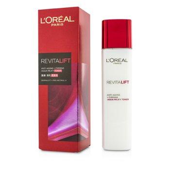 L'OrealRevitaLift Anti-Aging + Firming Aqua Milky Toner 175ml/5.8oz