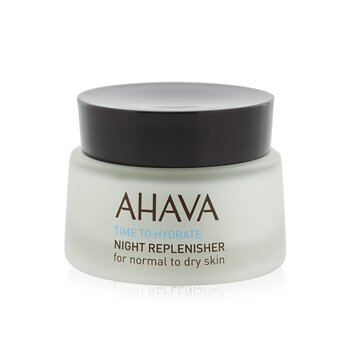 AhavaTime To Hydrate Night Replenisher (Normal to Dry Skin, Unboxed) 50ml/1.7oz