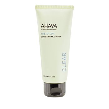 AhavaTime To Clear Purifying Mud Mask (Unboxed) 100ml/3.4oz