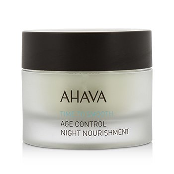 AhavaTime To Smooth Age Control Night Nourishment (Unboxed) 50ml/1.7oz