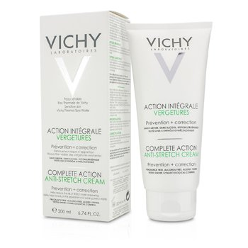 VichyComplete Action Anti-Stretch Cream 200ml/6.74oz