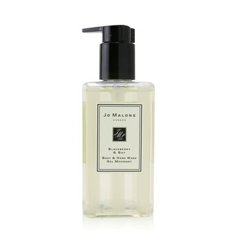 Jo Malone Blackberry & Bay Body & Hand Wash (With Pump)  250ml/8.5oz