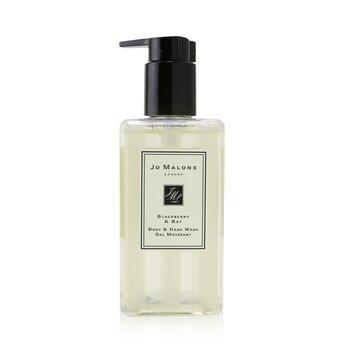 Jo Malone Blackberry & Bay Body & Hand Wash (With Pump) 250ml/8.5oz