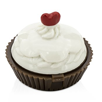 Holika Holika Dessert Time Lip Balm - # 01 Red Cupcake 7g/0.23oz
