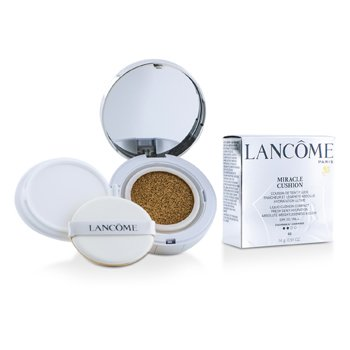 Lancome Miracle Cushion Kompaktn� hydrata�n� make-up SPF 23 – 02 Beige Rose  14g/0.51oz
