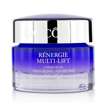 Lancome Renergie Multi-Lift Redefining Lifting Cream SPF15 (For Dry Skin)  50ml/1.7oz