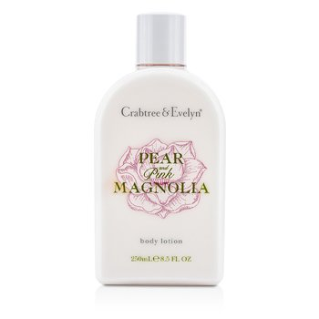 Crabtree & EvelynPear & Pink Magnolia Body Lotion 250ml/8.5oz