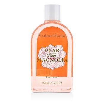 Crabtree & Evelyn Pear & Pink Magnolia Body Wash  250ml/8.5oz