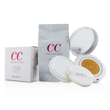 Banila Co. It Radiant CC Cushion SPF35 With Extra Refill - #BE20 2x15g/0.5oz
