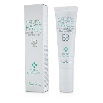 Banila Co.Natural Face Purity BB SPF35 (For Sensitive Skin) - Real Natural 30ml/1oz