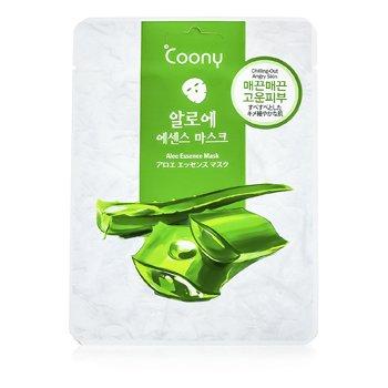 Coony Essence Mask – Aloe 10pcs