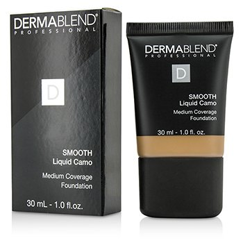 Dermablend Smooth Liquid Camo Foundation (Medium Coverage) - Cafe 30ml/1oz