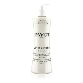 Payot Le Corps Creme Lavante Douce - Cleansing & Nourishing Body Care 400ml/13.5 skincare
