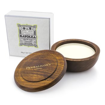 Penhaligon'sBayolea Shaving Soap In Wooden Bowl 100g/3.5oz