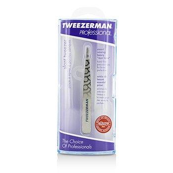 Купить Профессиональный Скошенный Пинцет - Отделка Regency -, Tweezerman