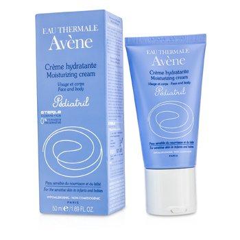 Avene Pediatril Moisture Cream (For Sensitive Skin in Infants & Babies)  50ml/1.69oz