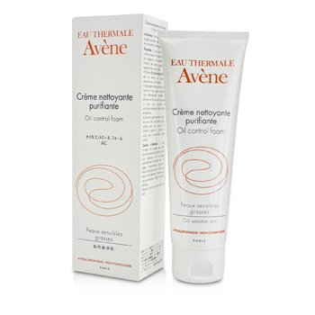 AveneOil Control Foam (For Sensitive Skin) 125ml/4oz