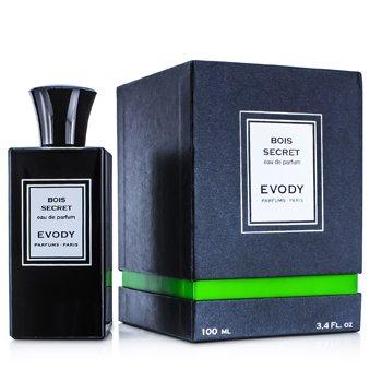 Evody Bois Secret Eau De Parfum Spray 100ml/3.4oz