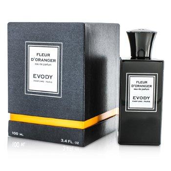 Evody Fleur D'Oranger Eau De Parfum Spray 100ml/3.4oz