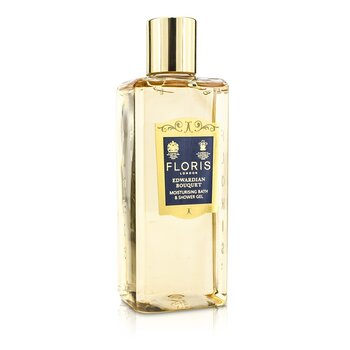 Floris Edwardian Bouquet Gel Humectante de Ba�o y Ducha  250ml/8.5oz