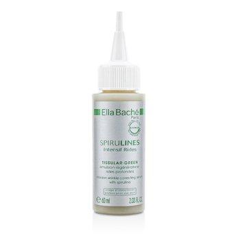 Ella Bache Spirulines Intensif Rides Tissular - Green Intensive Wrinkle Correcting Serum (Salon Size)  60ml/2.03oz