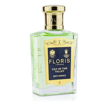 FlorisLily Of The Valley Bath Essence 50ml/1.7oz