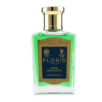 Floris Rose Geranium Bath Essence  50ml/1.7oz