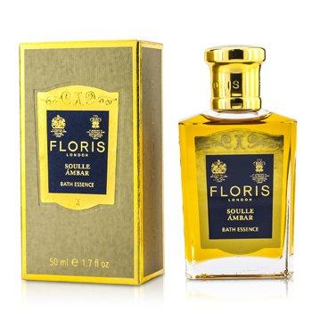 Floris Soulle Ambar Esencia de Ba�o  50ml/1.7oz